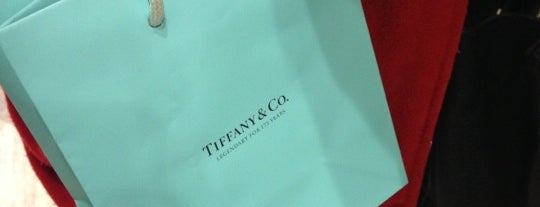 Tiffany & Co. is one of Miei adorati.