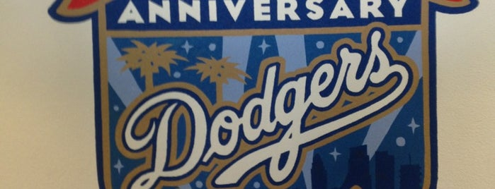 Dodger Stadium is one of Sporting Venues....