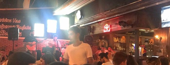 Bomonti Pub is one of samsun.