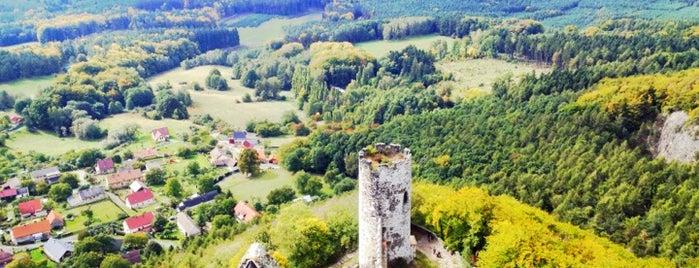 Státní hrad Bezděz is one of Výlet Kokořínsko.