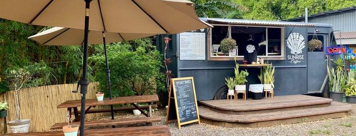 Sunrise Coffee is one of Kauai.