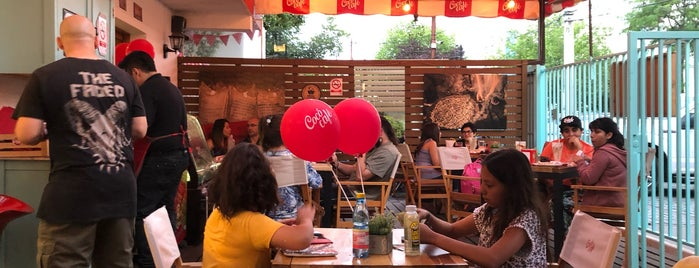 Cocó Café is one of สถานที่ที่ Karen ถูกใจ.