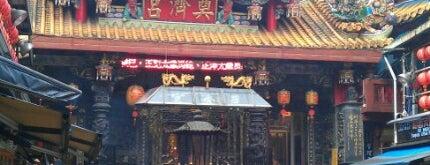 基隆廟口奠濟宮 Dianji Temple is one of Taiwan Maybe.