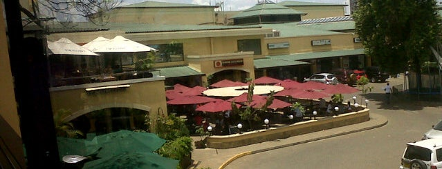 The Junction Mall is one of Nairobi Traffic.