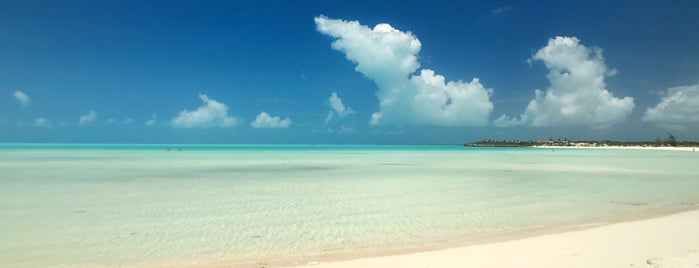 Taylor Bay is one of Turks and Caicos Islands.