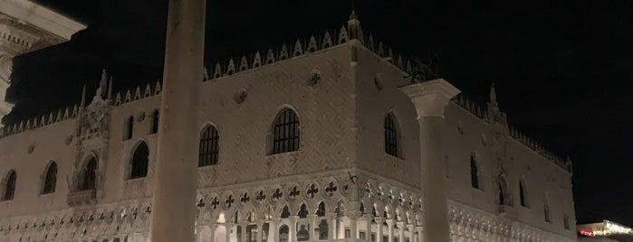 Piazzetta San Marco is one of Veneza.