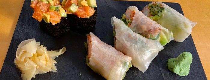 Sushi Counter is one of David'in Beğendiği Mekanlar.