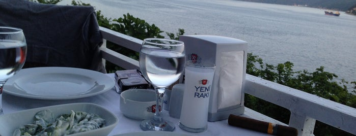 Yakamoz Restaurant is one of İstanbul.