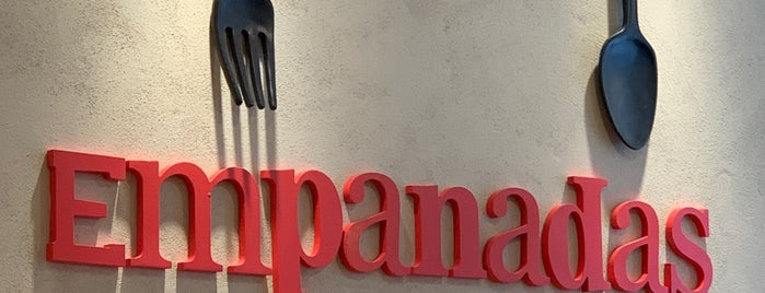 Franchesca's Empanadas Cafe is one of DMV Latin.