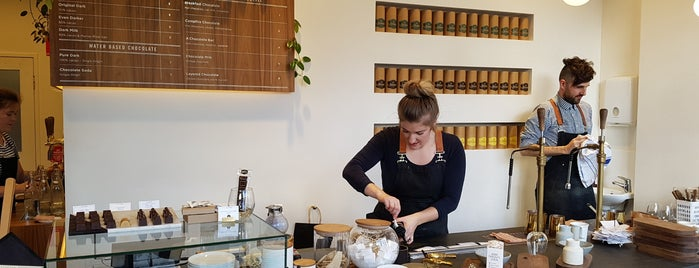 Mörk Chocolate Brew House is one of Eat, Drink Melbourne.