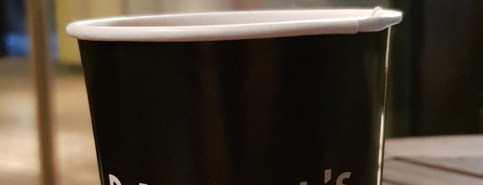 Daniel's Coffee is one of สถานที่ที่ Ercüment ถูกใจ.
