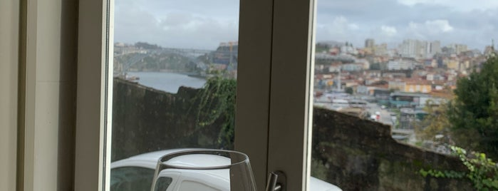 Churchill's Port Lodge is one of Porto.