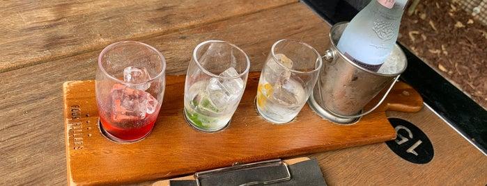 Four Pillars Distillery is one of Mike : понравившиеся места.