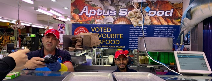 Aptus Seafood is one of Melbourne.