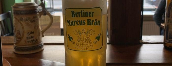 Marcus-Bräu is one of Berlin 2018.