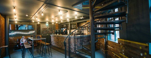 BrewDog Leeds is one of Posti che sono piaciuti a Carl.