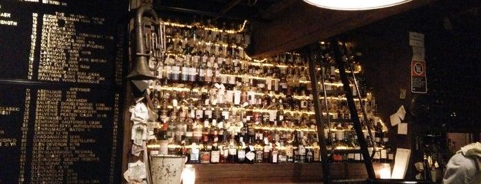 The Baxter Inn is one of Tempat yang Disukai Joscha.