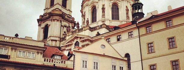 Kostel sv. Mikuláše is one of Pražská muzejní noc 2016 | Prague Museum Night.