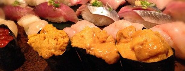 Sushiden is one of 寿司.