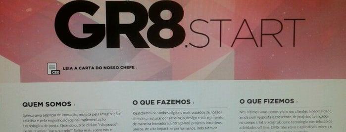 GR8 Agency is one of Posti che sono piaciuti a Chibi.