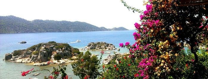 Mehtap Pansiyon is one of Küçük ve Butik Oteller Türkiye.