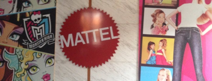 Mattel is one of Greece.