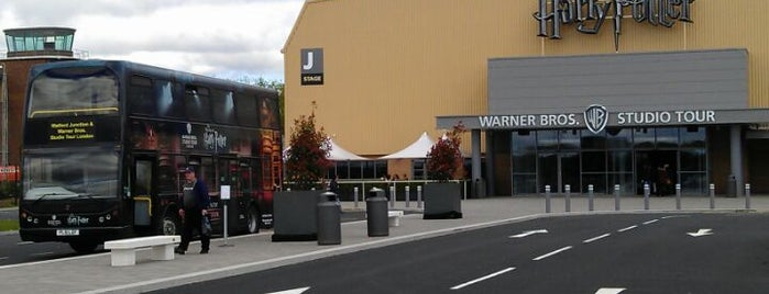 Warner Bros. Studios Leavesden is one of UK Film Locations.
