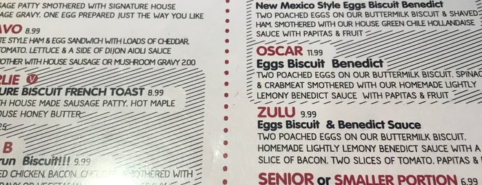 Stripes Biscuit Co. is one of New Mexico.