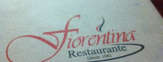 Ristorante Fiorentina is one of Lugares favoritos de Erika.