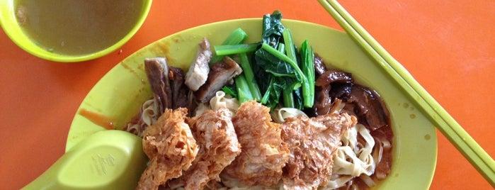 Ru Lai Vegetarian Food is one of Vegan and Vegetarian.
