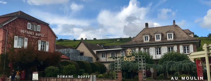Dopff Au Moulin is one of Can 님이 좋아한 장소.