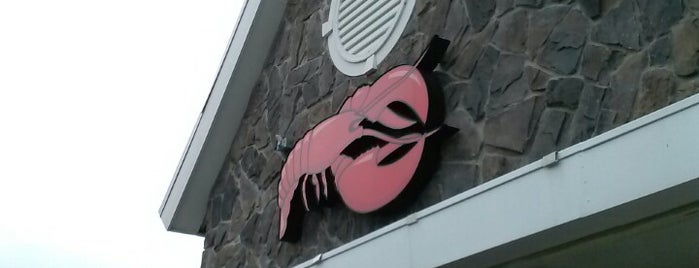 Red Lobster is one of Lugares favoritos de Becksdiva.