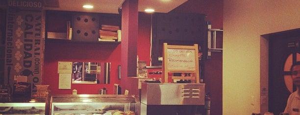 Café Azafrán is one of Comida que sí comería.