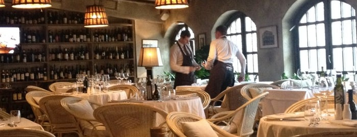 Bistrot is one of Moscow TOP places.