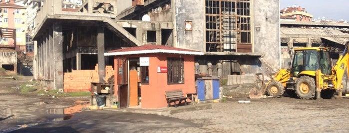 İett Seyahat Kartlari Mudurlugu is one of Tempat yang Disimpan Yesim.