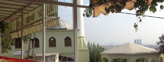 Küçük Çamlıca Subaşı is one of Tempat yang Disukai Ersel.