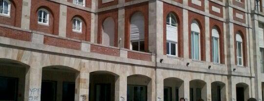 Hotel NH Hotel Casino is one of สถานที่ที่ Pablo ถูกใจ.