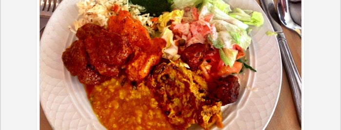 Gourmet India is one of houston nothing2.