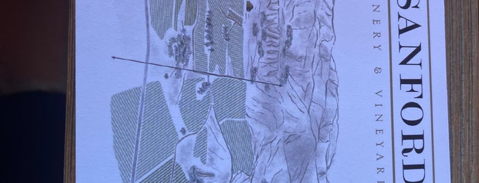 Sanford Winery is one of Santa Barbara Wineries.