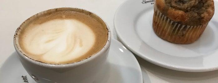 Special Treat Cafe is one of Lugares favoritos de Luccia Giovana.