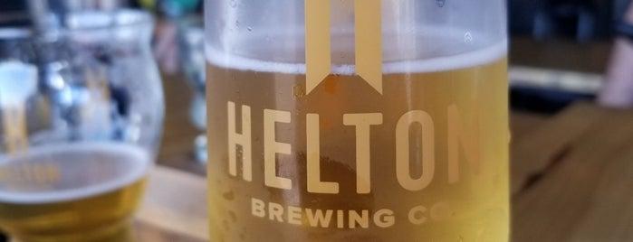 Helton Brewing Company is one of Posti salvati di Rachel.
