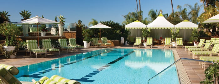 Four Seasons Hotel Los Angeles at Beverly Hills is one of #myhints4LosAngeles.