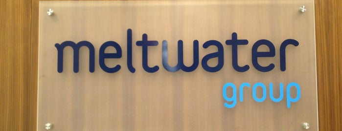 Meltwater Group is one of JRA 님이 저장한 장소.