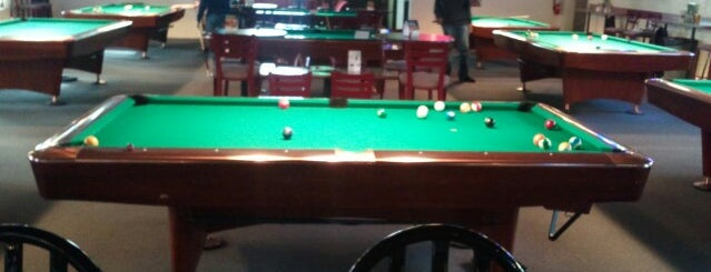 City Pool Hall is one of Boozy Baby.