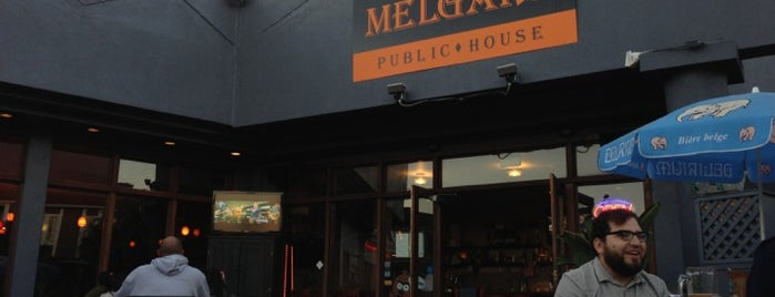 Melgard Public House is one of Happy Hour LA.