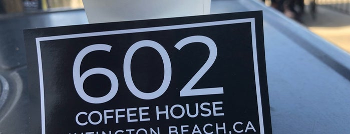 602 Coffee House is one of Huntington Beach, LA.