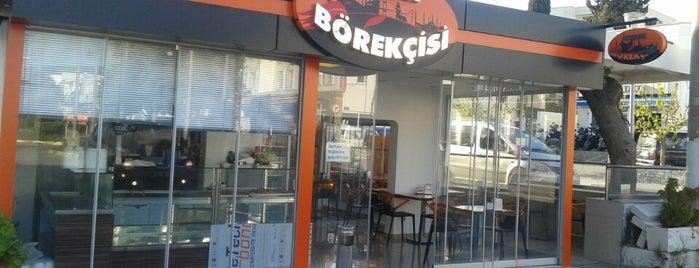 İstanbul Börekçisi is one of สถานที่ที่บันทึกไว้ของ TC Hulya.