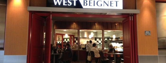 West Beignet is one of NOLA.