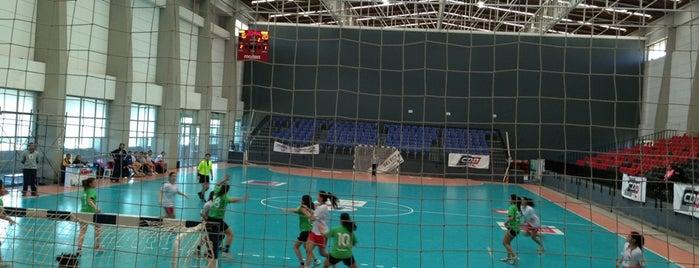 Centro de Entrenamiento Olímpico is one of f : понравившиеся места.
