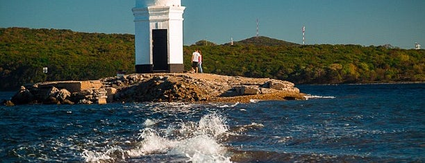 Tokarevsky Lighthouse is one of Travel.